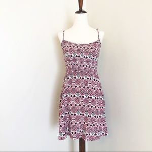 Divided by H&M   fit and flare summer dress size 2